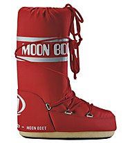 Moon Boot MB Nylon, Red