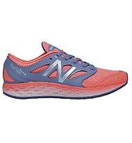 New Balance Fresh Foam Boracay scarpa running donna, Light Grey/Pink