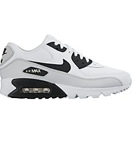 Nike Air Max 90 Essential Turnschuhe/Sneaker, White/Black