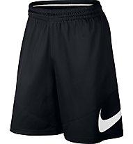Nike Basketball Short kurze Basketball-Hose, Black