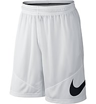 Nike Basketball Short Pantaloni corti basket, White