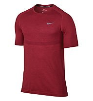 Nike Dri-FIT Knit T-shirt running, Red