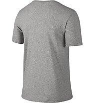 Nike Dri-FIT SS Version 2.0 Tee - T-shirt, Grey