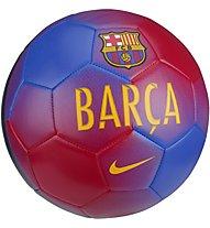 Nike FC Barcelona Prestige Fußball, Blue/Red