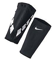 Nike Guard Lock Elite Football Sleeve Protezioni calcio, Black