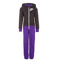 Nike HBR SB Cuffed Warm Up, Black/Purple