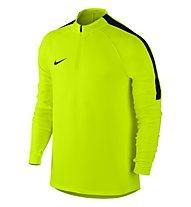 Nike Dril Top Squad - maglia calcio, Volt/Black