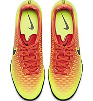 Nike Magista Onda (TF) Scarpa Calcio, TTL Crimson/Blk-Vlt-Bright