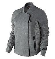 Nike Aeroloft Tech giacca donna, Carbon Heather/Dust/Black