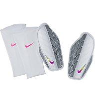 Nike Attack Premium Parastinchi Calcio, White