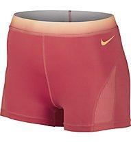 Nike Women Pro Hypercool Short - kurze Damen-Fitnesshose, Red