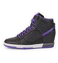Nike Dunk Sky HI Sneaker Damen, Black