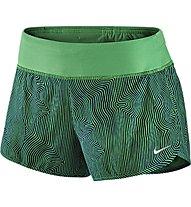"Nike Zen 3"" Rival Short pantaloncini running donna, Spring Leaf"