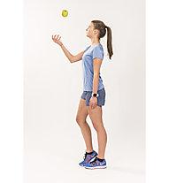 "Nike Zen 3"" Rival Short pantaloncini running donna, Chalk Blue"