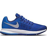 Nike Zoom Pegasus 33 Youth - scarpa running ragazzi, Blue