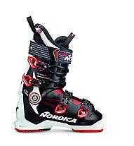 Nordica Speedmachine 120 - Skischuhe, Black/White/Red
