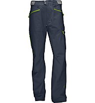 Norrona Falketind flex1 pantaloni softshell, Blue