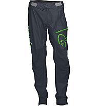 Norrona Fjora dri1 pantaloni lunghi MTB, Cool Black