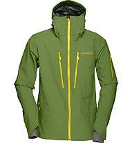 Norrona Lofoten GORE-TEX PRO giacca freeride, Green