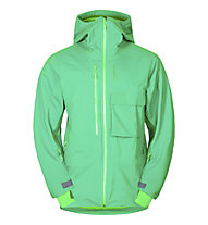 Norrona Lyngen driflex3 Jacke, Chrome Green