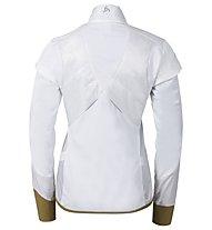 Odlo Loftone PrimaLoft Jacket W's Giacca da sci, White/Dull Gold