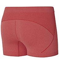 Odlo Evolution Light Trend Panty Damen-Boxershort, Red Melange