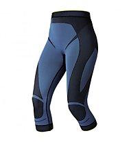 Odlo Pantaloni intimi ¾ Evolution Warm Greentec, Light Blue