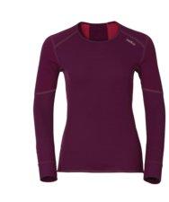 Abbigliamento > Tutto l'abbigliamento > Intimo funzionale >  Odlo X-Warm Crew Neck L/S Shirt W's