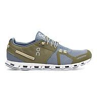 ON Cloud - scarpa running, Olive/Grey