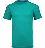 Ortovox Cool S-Sleeve T-Shirt trekking, Light Blue
