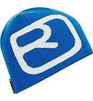 Ortovox Pro Beanie Berretto Alpinismo, Blue