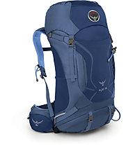 Osprey Kyte 46 - Zaino trekking, Ocean Blue