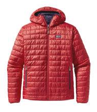 Sport > Alpinismo > Abbigliamento montagna >  Patagonia Nano Puff Hoody giacca PrimaLoft