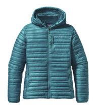 Sport > Alpinismo > Abbigliamento montagna >  Patagonia Ultralight Down Hoody giacca piuma donna