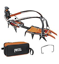 Petzl Lynx - Steigeisen, Black/Orange