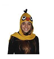 PinkYak Sun Bird mit Schal, Dark Yellow