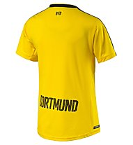 Puma BVB Home Shirt - maglia calcio Borussia Dortmund, Yellow/Black