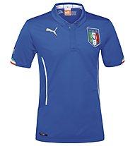 Puma Figc Italia Home Repl, Team Power Blue