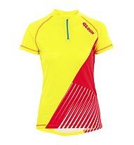 Qloom W Tweadheats Shirt, Yellow
