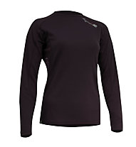 RaidLight Maillot Technical ML Laufshirt Damen, Black