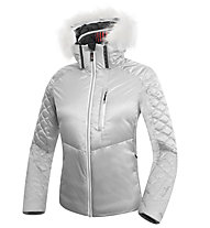 rh+ Emotion Down W Daunen-Skijacke, Light Grey