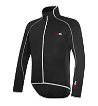 rh+ Giacca bici Prime Jacket, Black/White