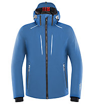 rh+ PW Alpha Neo Shell Jacket Herren Skijacke mit Kapuze, Petrol