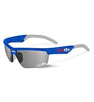 rh+ Radius Fahrradbrille, Surf Blue
