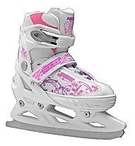 Roces Pattini ghiaccio Jokey Ice girl, White