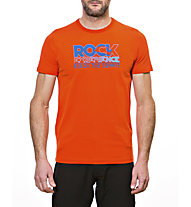 Rock Experience Prime Klettershirt, Orange.com