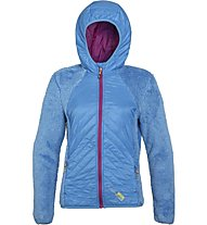 Rock Experience Softy Padded Jacket Wom Giacca Donna, Light Blue