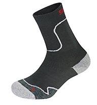 Salewa Approach Long Kid Socks Calzini lunghi trekking bambini, Carbon