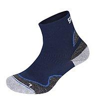 Salewa Approach Short Kid Socks, Deep Blue