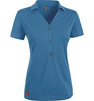 Salewa Ario Dry'ton Poloshirt Damen, Reef